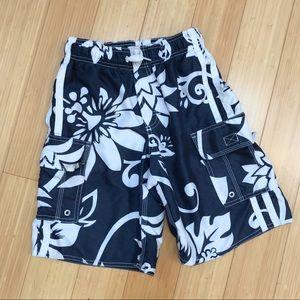 OLD NAVY boys swimsuit trunks, M 8.